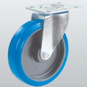 Колеса поворотные с крепежной панелью 3302-ST-080-R