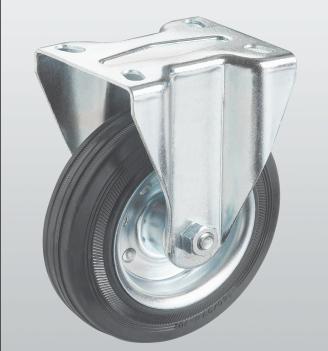 Колеса и ролики из стандартной черной резины (серия 11) STANDART