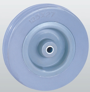 Колесо аппаратное без кронштейна с подшипником скольжения 30-125х27-Р