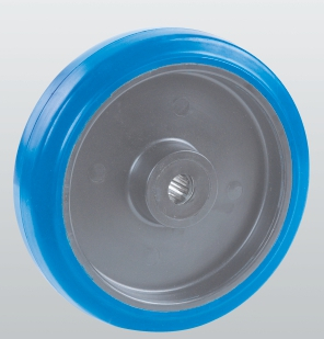 Колесо без кронштейна с роликовым подшипником 33-200х50-R