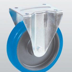 Колесо неповоротное с крепежной панелью 3307-ST-080-R