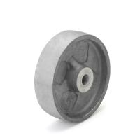 Колесо термостойкое из алюминия серия 54-100х30-R