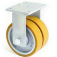 Сдвоеное большегрузное колесо из полиуритана 4607-DSTR-150-B