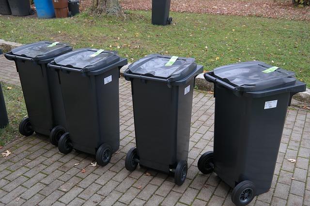 Колеса для мусорных контейнеров ТБО