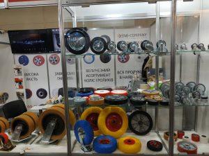 колеса на тележки